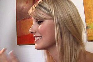 date slam anal on first date with wild blonde ivana part 2