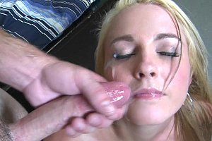 small petite babe rubs her little pussy doggystyle on webcam