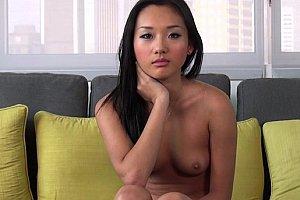 brandi love big tits milf deep throating and fucking dildo